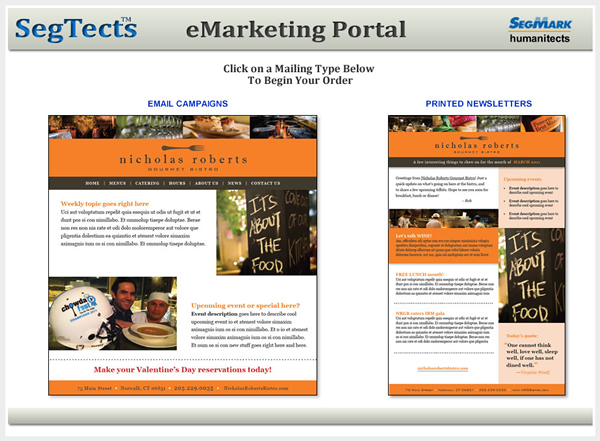 Marketing Portal